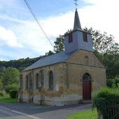 Clavy-Warby (Ardennes). L'église de Warby - Le blog de François MUNIER