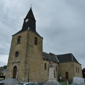 Saint-Laurent (Ardennes) : l'église - Le blog de François MUNIER