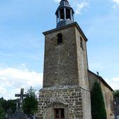 Frénois (commune de Sedan, Ardennes). L'église et le cimetière - Le blog de François MUNIER