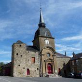 L'église de Saint-Menges (Ardennes) - Le blog de François MUNIER