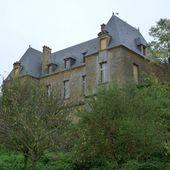 Grandpré (Ardennes) : le château des comtes de Joyeuse - Le blog de François MUNIER