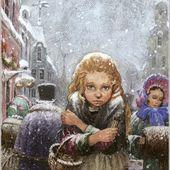 """Défi n° 91 Thème """" Noël des enfants """" - Les Défis de la Plume D'Evy"""