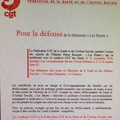 Paris 11e: Rassemblement de soutien à la maternité des Bluets - Le blog de Roger Colombier
