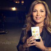 Hélène Ségara soutient les Pièces jaunes 2014