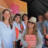 Hélène Ségara marraine de la quatrième édition du Cap Fémina Aventure - Le Monde de Cémyprod