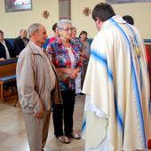 Annelise et Jean STOLLE, un couple paré d'or - Pèlerinage ND de la confiance BAERENTHAL