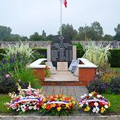 70ème Anniversaire des fusillés du Fort des Dunes (1) - Amicale - 110 ème R I- Dunkerque.over-blog.com