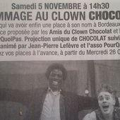 Le film Chocolat à l'Utopia samedi 5 novembre 2016 - PourQuoiPas.over-blog.com