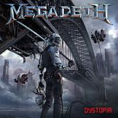 "CD review MEGADETH ""Dystopia"""