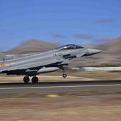 Deux Eurofighter Typhoon de l'Armée de l'Air espagnole ont intercepté un appareil russe - Defens'Aero