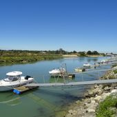 Boyarville, canal ( Charentes-Maritimes 17 ) A