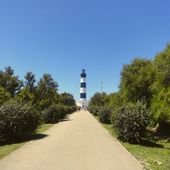 Phare des Chassiron , Ile d'Oléron ( Charentes-Maritimes 17 ) AA