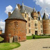 Château de Martainville ( Martainville-Epreville 76 ) AA - ONVQF.over-blog.com