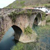 Pont Noblia , Bidarray ( Pyrénées-Atlantique 64 ) A - ONVQF.over-blog.com