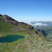 Lac d'Anglas , Gourette / Eaux-Bonnes ( Pyrénées-Atlantiques 64 ) AA - ONVQF.over-blog.com