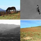 Pic Ezcondray depuis le Col de Légarré rando AA - ONVQF.over-blog.com