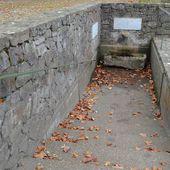 Fontaine des miracles de Buglose , Saint-Vincent-de-Paul ( Landes 40 ) AA - ONVQF.over-blog.com