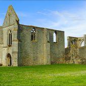 Abbaye des Châteliers, la Flotte-en-Ré (Charente-Maritime 17) A - ONVQF.over-blog.com