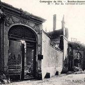 18 février 1915. La mort les a manquées d'une minute - Reims 14-18