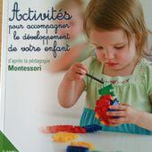 Activités pour accompagner le développement de votre enfant - les découvertes de maman
