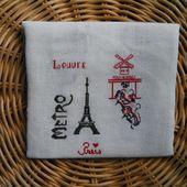 Enveloppe - La vie parisienne