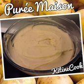 PUREE MAISON - KitineCook