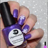 You Got my Attention / Os violet - Vanille et les vernis