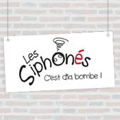 Les Siphonés - C'est d'la bombe ! - Les Siphonés
