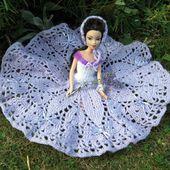 """Tuto de la robe """"parfum - douceur de Provence"""" - Le blog de tricotdamandine.over-blog.com"""