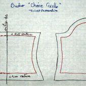 C'est au tour de Christine .... je suis bien contente de moi !!! - Le blog de tricotdamandine.over-blog.com