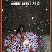 Très bonne année 2015 - Le blog de tricotdamandine.over-blog.com