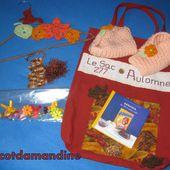 Le sac à cadeaux est reparti ... - Le blog de tricotdamandine.over-blog.com
