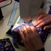 atelier de couture - Les Mosaïques Méréville 91