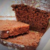 Brioche Rapide (sans levée) au Chocolat et à la Cannelle - Ma Cuisine Bleu Combava