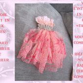 Tuto Partie 1 de la robe de poupée. - crea.vlgomez.photographe.over-blog.com