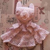 je vous montre comment j'ai fait un doudou au crochet - crea.vlgomez.photographe.over-blog.com