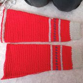 mon en cours au crochet, un pull coloré - crea.vlgomez.photographe et bricoleuse touche à tout.over-blog.com