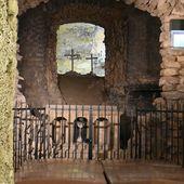 crypte de Boulogne sur mer - 4 - Golgotha et sculptures - crea.vlgomez.photographe et bricoleuse touche à tout.over-blog.com