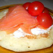 Blinis express ou saumon - Coco Symphonie