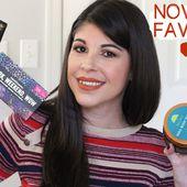 November Favorites! Beauty, Skincare & More :)