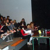 Conférence sur l'oenotourisme - Histoire-Géographie au Lycée Senghor