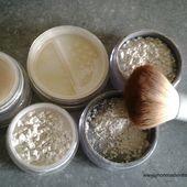 Voile perfecteur de teint pour un effet healthy (poudre libre DIY) - Mon Made in Home