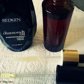 Un dupe homemade de la Diamond oil de Redken... en mieux ! - Mon Made in Home