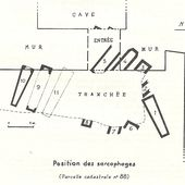 Les sarcophages de Thiré
