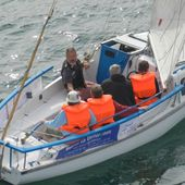 Handicap ou pas, une association bretonne a le vent en poupe!