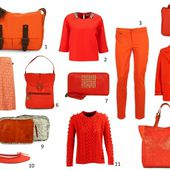 Orange is the new black - C-Oui by Lucie