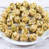 Boulettes aux crevettes et aux pistaches - Et si c'était bon...