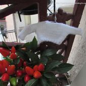 Tuto décorations de Noël au tricot : les mini-pulls - quefairedemesdixdoigts.over-blog.com