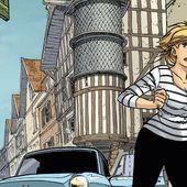 T2 - LE FANTOME D'ARGENT - AVENTURES DE BETSY (LES) | Paquet