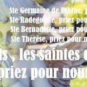 Le doyenné Ste Germaine - Edito du bulletin paroissial, novembre 2016 - Paroisse de Colomiers - Diocèse de Toulouse